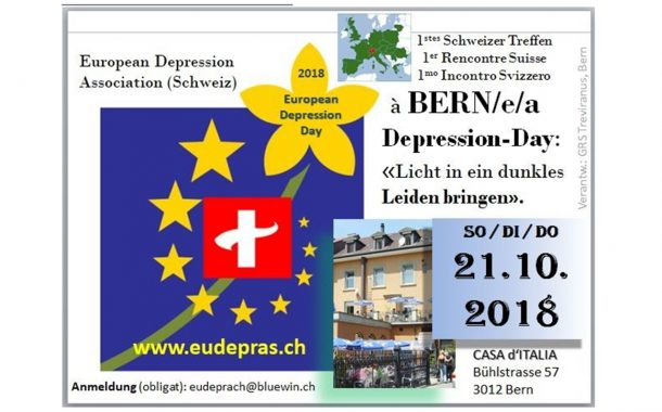 EDD 2018 - Switzerland