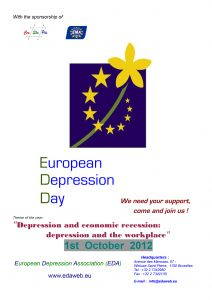 European Depression Day 2012